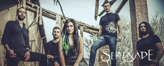 Serenade lanzan el lyric video de Kill Your Pain