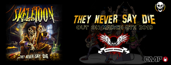 Videoclip de Skeletoon: They Never Say Die