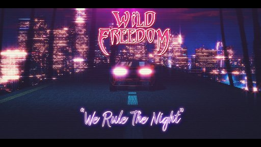 Wild Freedom publica We Rule The Night