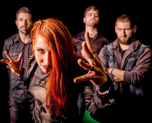 Born In Exile presenten el seu nou single, Torch