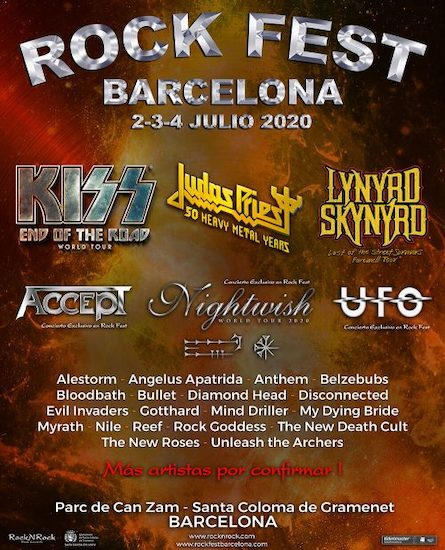 Nightwish al Rock Fest
