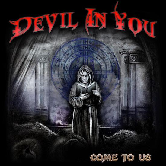 Devil In You presenta la portada de su tercer álbum Come To Us