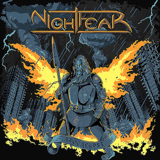 Nou video online de Nightfear