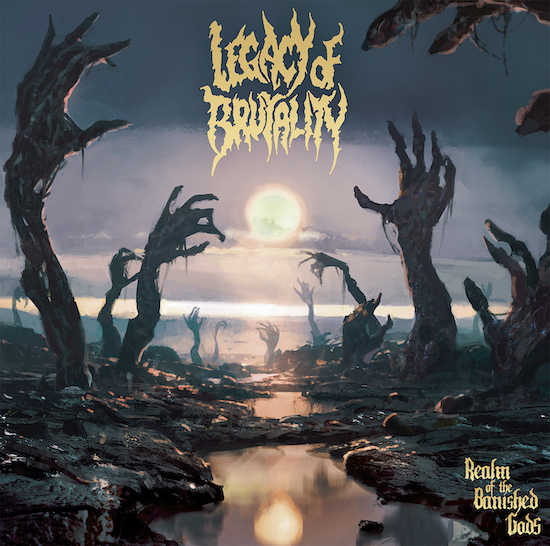 Nuevo videoclip de Legacy of Brutality - Behind the Black Mirror
