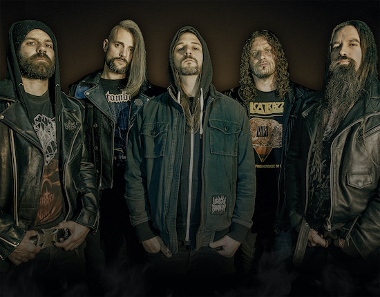 Nou videoclip de Legacy of Brutality - Behind the Black Mirror