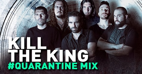 Astral Experience versionean Kill the King de Rainbow